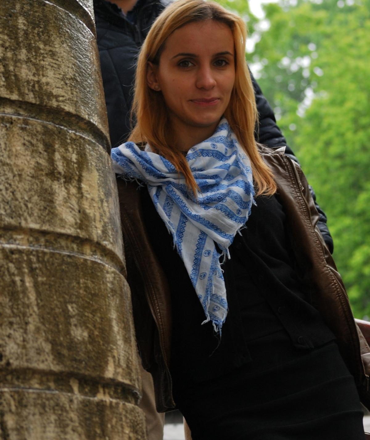 Nicoleta Hrihorov
