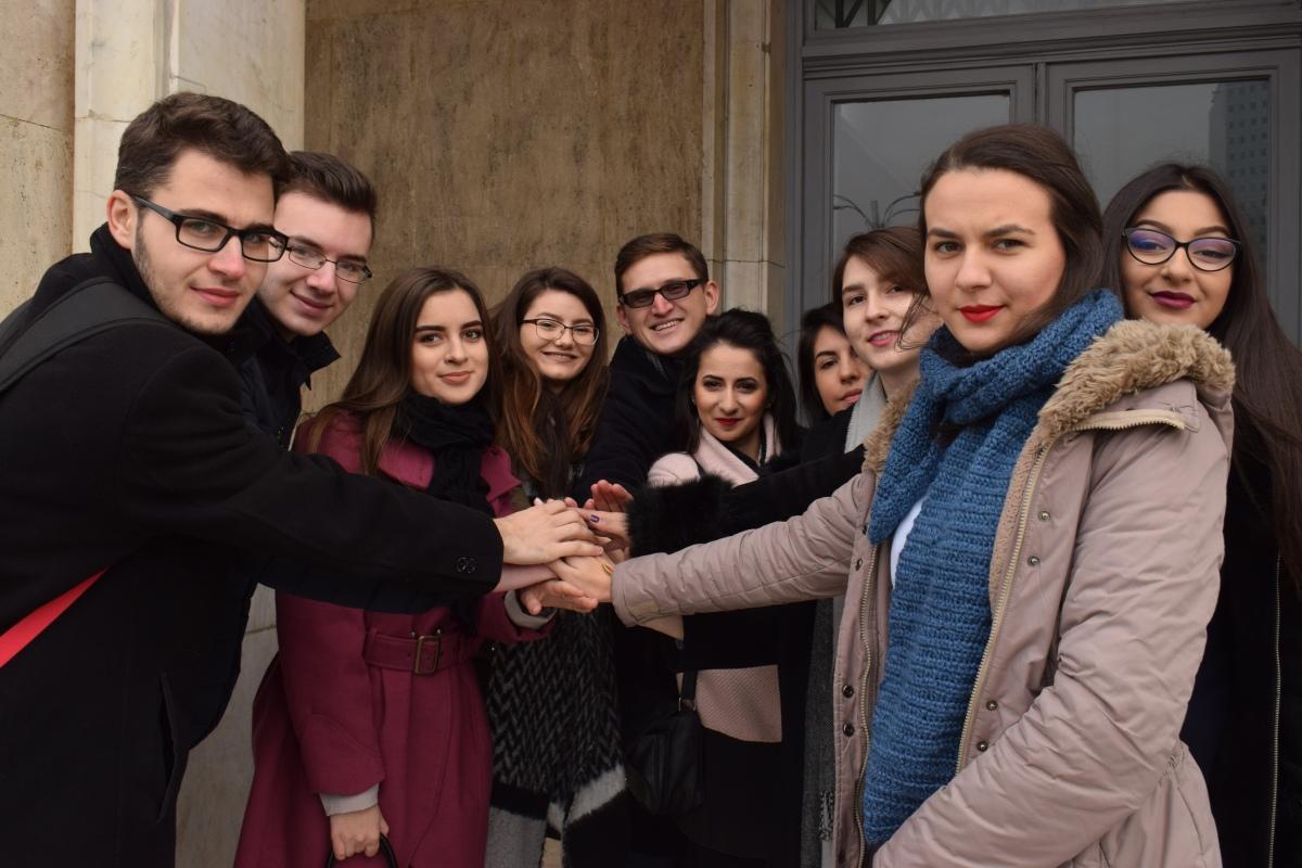 Experiență cu ecou la GuvernulRomâniei