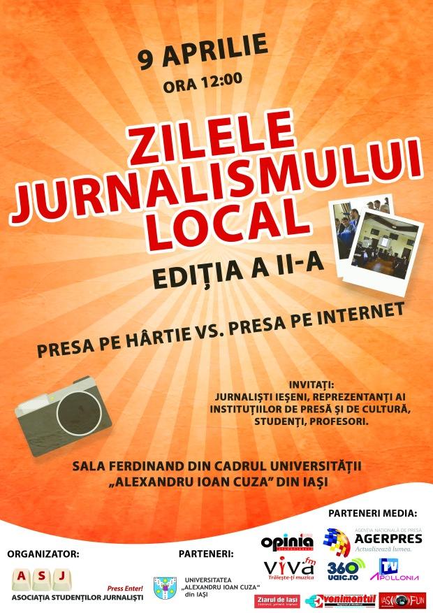 Zilele jurnalismului local