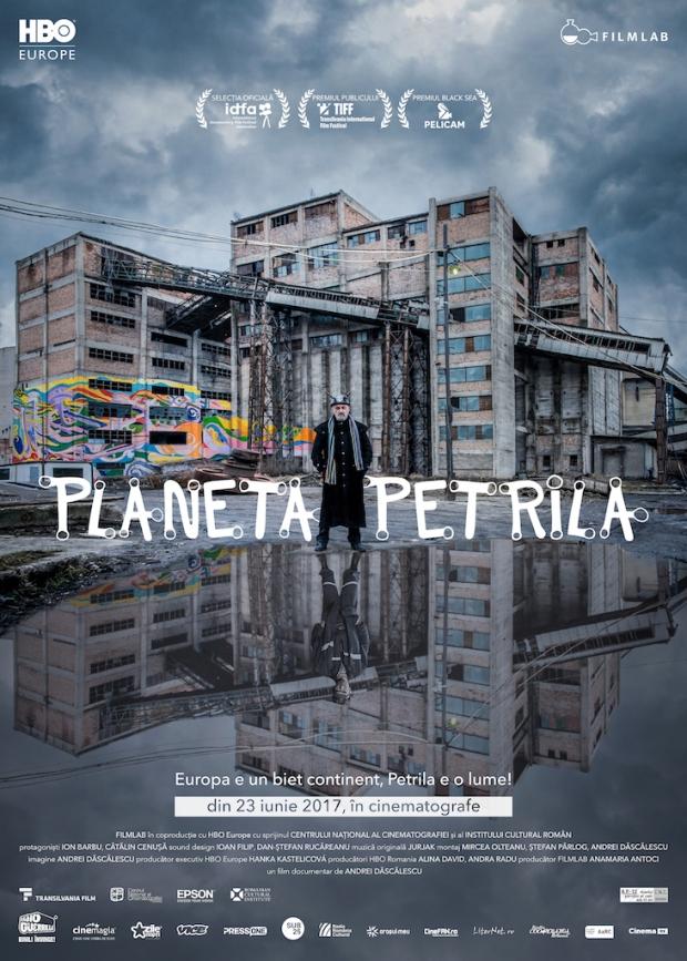 Planeta Petrila - Afis e-mail