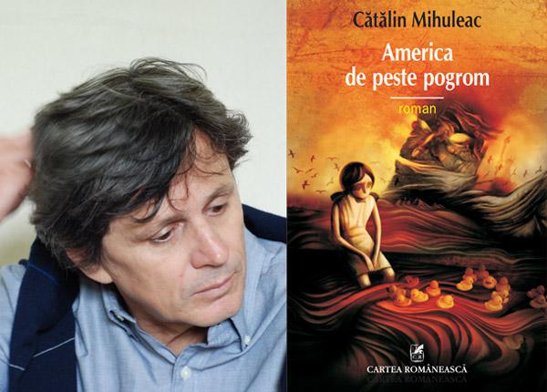 Și francezii îl vor citi pe scriitorul Cătălin Mihuleac (traducere nouă,Polirom)