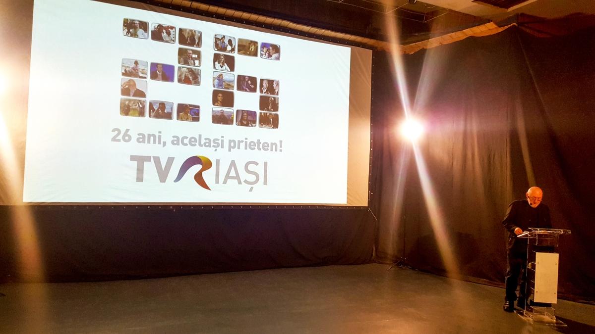 """19 filme, în două zile, pentru aniversarea """"TVR Iași26"""""""