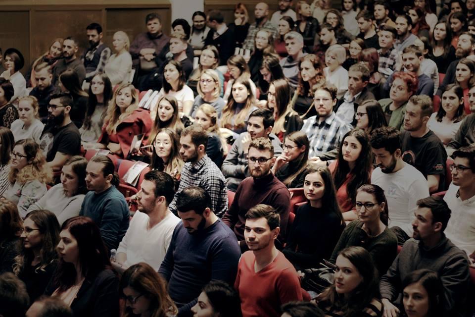 """Coborâm la prima"", primul film inspirațional dinRomânia"