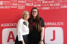 Ofelia Cozma la Întâlnirile ASJ